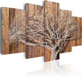 Obraz - Tree Chronicle 200x100