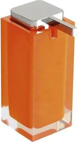 Rainbow RA8067 dávkovač mydla na postavenie, oranžový