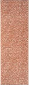 Bougari - Hanse Home koberce Kusový koberec Jaffa 103890 Terra/Taupe - 140x200 cm