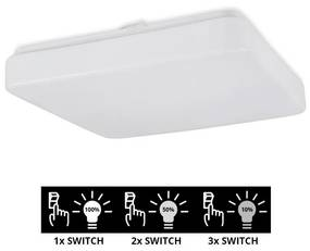 Greenlux LED Stmievateľné stropné svietidlo LED/24W/230V GXLS332