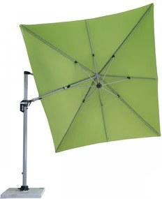 ACTIVE 350 x 260 cm - záhradný slnečník s bočnou tyčou - Doppler