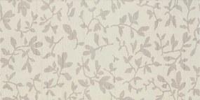 Dekor Rako Textile slonová kosť 20x40 cm mat WADMB111.1