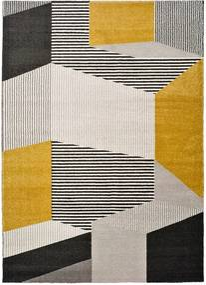 Sivo-žltý koberec Universal Elle, 160 × 230 cm