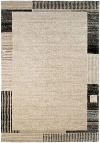 Festival koberce Kusový koberec Loftline K11498-03 Beige Grey - 120x170 cm
