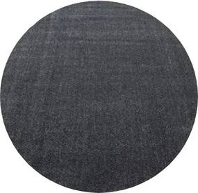 Ayyildiz koberce Kusový koberec Ata 7000 grey kruh - 120x120 kruh cm