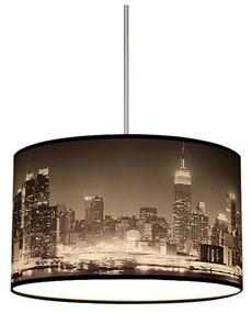 Lampdar Luster CITY 1xE27/60W/230V SA0248