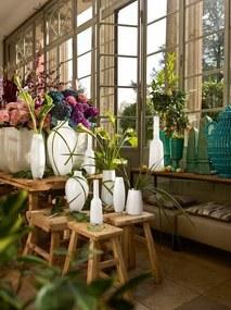 Villeroy & Boch Orondo sklenená váza arctic breeze, 21 cm
