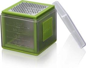Microplan multifunkčné strúhadlo kocka, zelená