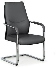 Konferenčná stolička Fancy, antracit