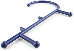 CAPITAL SPORTS Mr Trigger, modrý, masážny hák, spúšťacie body, 6 masážnych nopiek, nylón