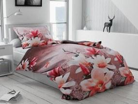 Obliečky 3D Lotosový kvet