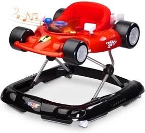TOYZ Toyz Speeder Detské chodítko Toyz Speeder red Červená |