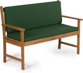 FDZN 9020 Poťah na lavicu zel. FIELDMANN