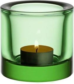Svietnik Kivi, svetlo zelený Iittala