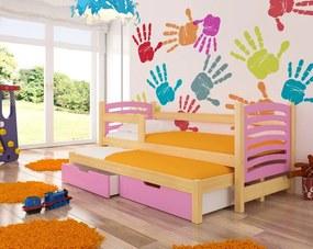 Detská rozkladacia posteľ Jasmine 08