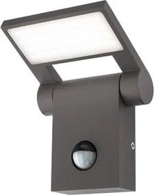 REDO OUTDOOR VARIAL 9690 Vonkajšie nástenné LED tmavošedé