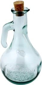 Fľaša na ocot z recyklovaného skla Esschert Design Di Vino, 500 ml
