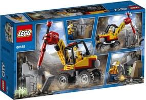 LEGO® City Mining 60185 Banský drvič kameňov