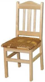 AMI nábytok židle č.2 borovice