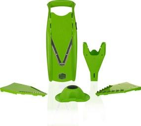 V-krájač Börner V5 PowerLine Starter Set Farba: Zelená