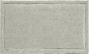 Grund Kúpeľňová predložka TARANTO, minerální šedá, 60x100 cm