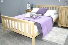 OVN posteľ IZA borovica 120x200cm +rošt