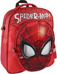 Cerda Školský batoh 3D Spiderman Polyester/EVA 31x41x13 cm