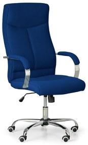 Kancelárske kreslo LUGO Tex, modrá