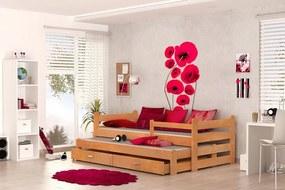 Michal 195x80 Jelša rozkladacia postel