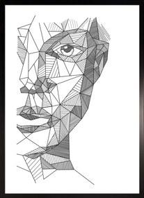 Obraz v ráme 50X70 OB-023 - 50x70 cm