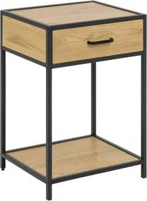 SEAFORD BED SIDE TABLE stolík