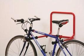 Skladací vešiak na bicykel