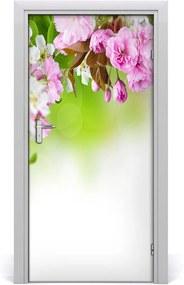 Fototapeta samolepiace  jarné kvety