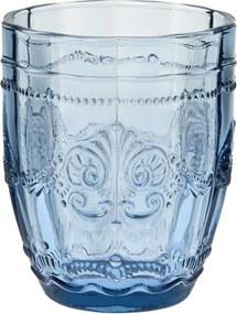 Butlers VICTORIAN Poháre - modrá