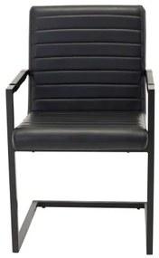 Art stolička čierna
