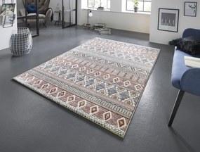 ELLE Decor koberce Kusový koberec Arty 103561 Multicolor z kolerce Elle - 80x150 cm