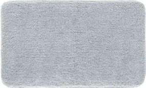 Grund Kúpeľňová predložka LEX, strieborná, 50x80 cm