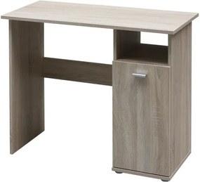 Sconto Písací stôl ALEX dub sonoma