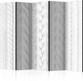 Paraván - White Knit II [Room Dividers] 225x172 7-10 dní