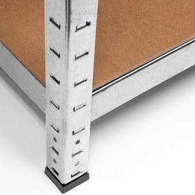 Jurhan & Co.KG Germany Regál s vysokou nosnosťou 180 x 90 x 40 cm / 875 kg