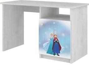 DO Frozen Disney detský písací stôl