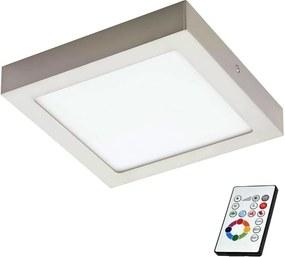 Eglo Eglo 78768 - LED RGB Stmievateľné stropné svietidlo TINUS 1xLED/6W/230V EG78768