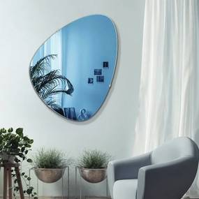 Zrkadlo Fly blue