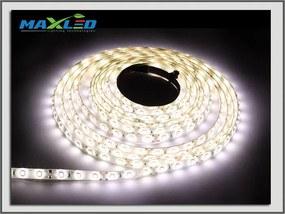 LED pásik Max-Led 300SMD 5993 50W 5m teplá biela IP65