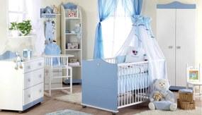 Klups Detská izba Princ