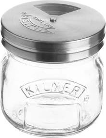 Korenička s multifunkčným viečkom Kilner, 0,25 ml