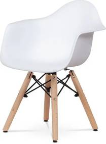 Sconto Detská stolička MINNIE biela