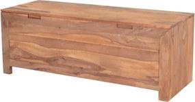 Truhlica Tara 120x45x45 indický masív palisander Only stain