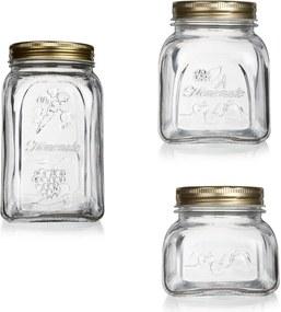 Zaváracie poháre HomeMade objem 0,5 l