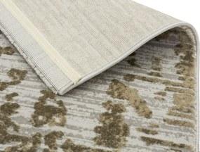 Schöner Wohnen-Kollektion - Golze koberce Kusový koberec Brilliance 183006 Antique Beige - 80x150 cm